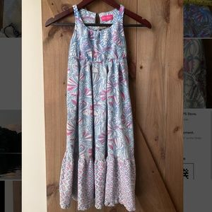 Lilly Pulitzer girls dress approx 5t